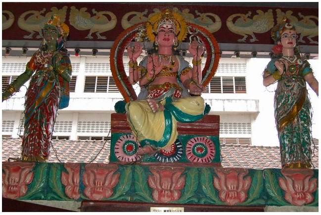 Kuil Shri Mariamman Wisata Sumatera Advertisements Kota Medan