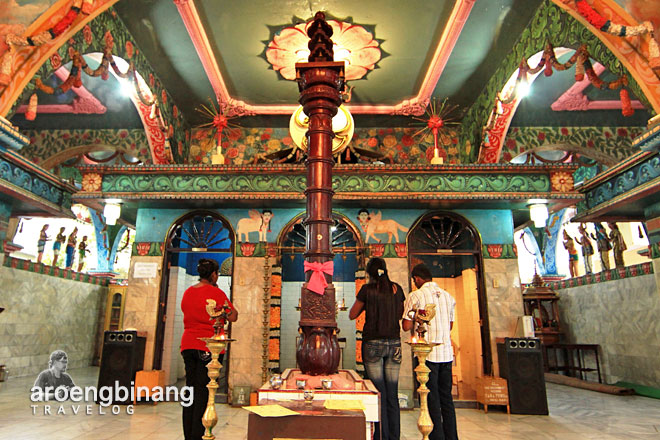 Shri 3 Jpg Kuil Mariamman Medan Kota