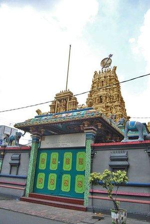 Shri Mariamman Temple Medan Tripadvisor Photos 77 Kuil Kota