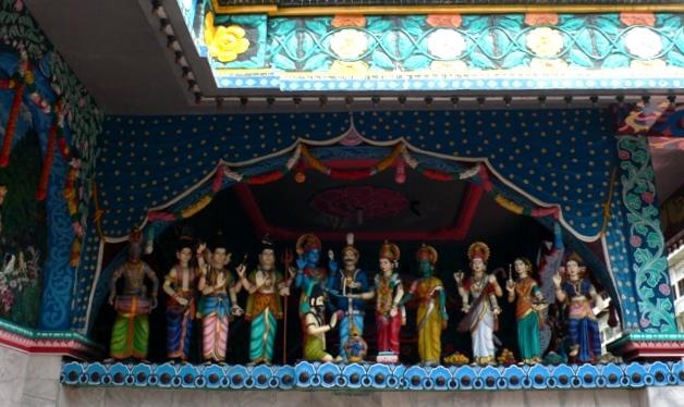 Suasana Sakral Kuil Shri Mariamman Panduan Wisata Medan Menuju Kota