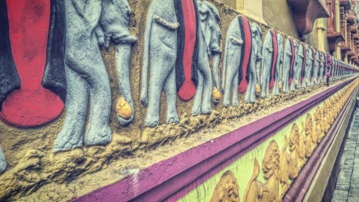 Temple 1881 Middle City Steemit Kuil Shri Mariamman Agama Hindu