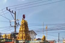 Visit Kuil Shri Mariamman Trip Medan Indonesia Kota