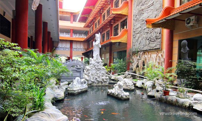 Belajar Harmonis Maha Vihara Maitreya Kota Medan 5