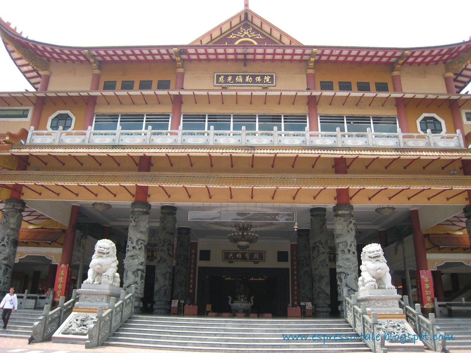 Espresso Tale Maha Vihara Maitreya Medan Kota