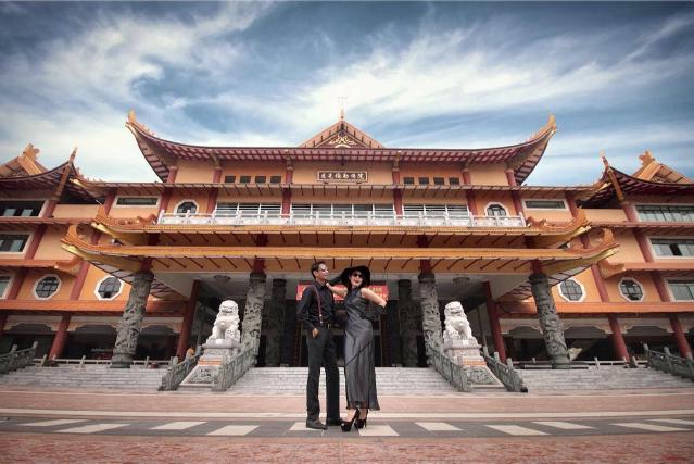 Fakta Menarik Maha Vihara Maitreya Terbesar Indonesia Kota Medan