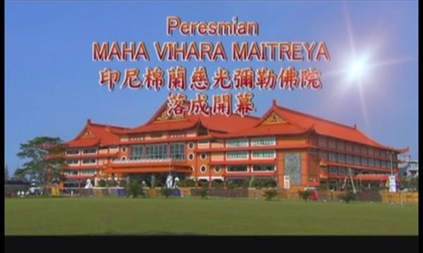 Kegiatan Vihara Maitreya Movie Grand Opening Maha Cemara Asri Medan
