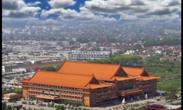 Maha Vihara Adhi Maitreya Objek Wisata Sumatera Utara Harmoni Sebuah