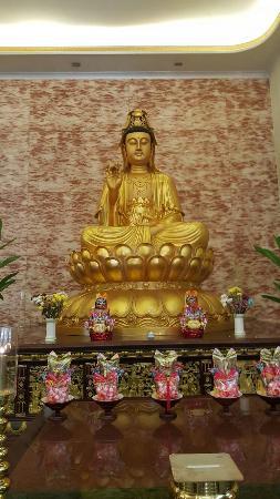 Maha Vihara Maitreya Cemara Asri Picture Kota Medan