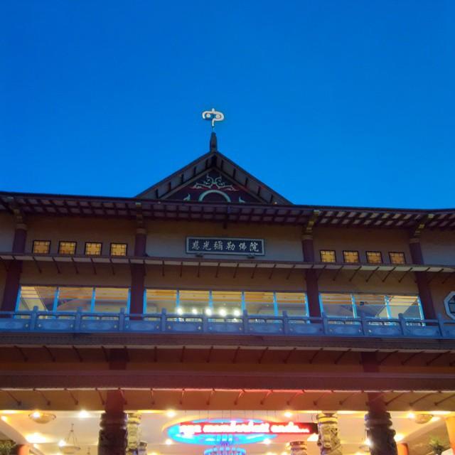 Maha Vihara Maitreya Cemara Asri Wisata Medan Sekitarnya Kota
