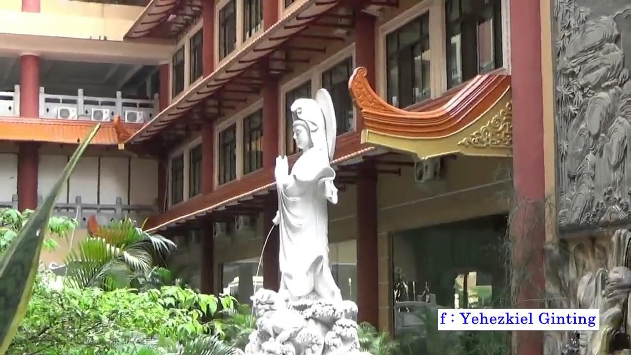Maha Vihara Maitreya Medan Youtube Kota