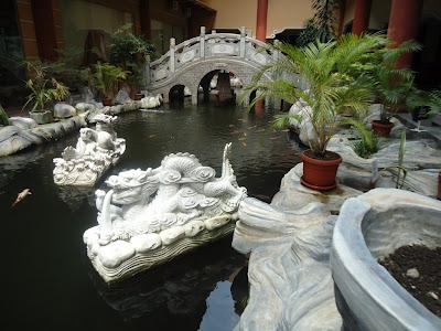 Melihat Maha Vihara Maitreya Sudut Kota Medan Wisata