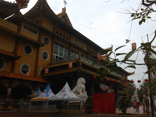 Pagi Vihara Maitreya Cemara Asri Picture Maha Kota Medan