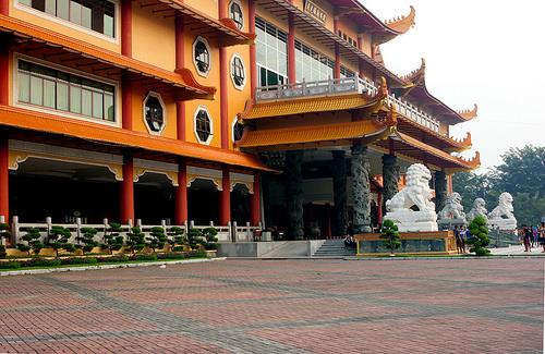 Plan Trip Maha Vihara Maitreya Temple Medan Free Kota
