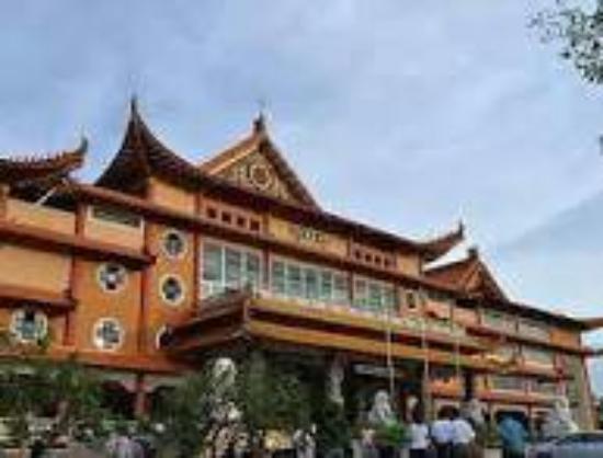 Study Tour Vihara Tempat Bersih Nyaman Maha Maitreya Kota Medan