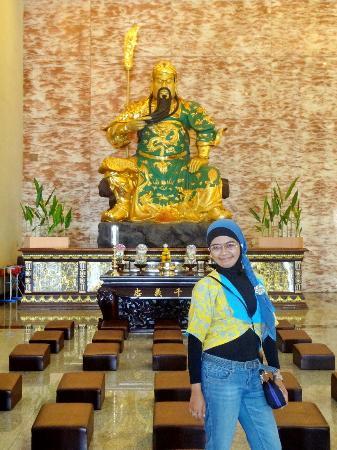 Vihara Picture Maha Maitreya Cemara Asri Medan Kota