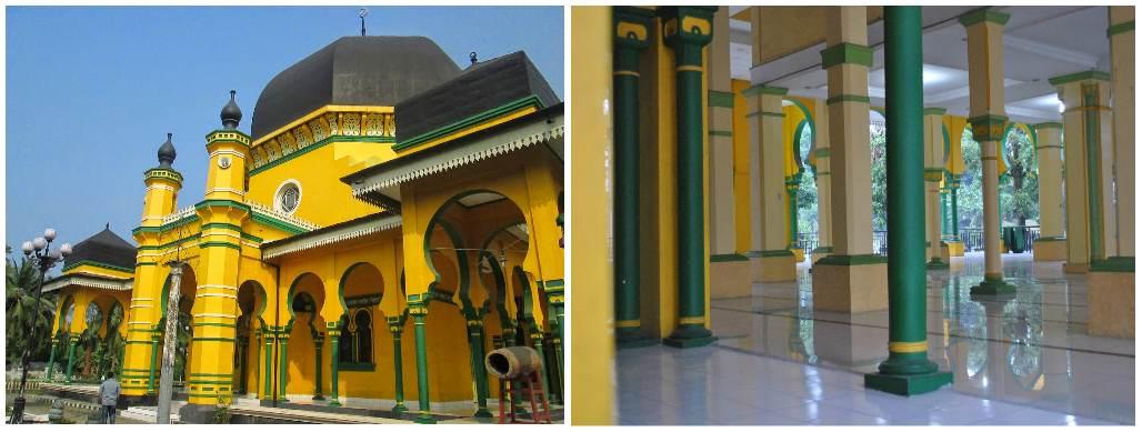 4 Masjid Tua Megah Bersejarah Berbagai Tips Al Osmani Kota