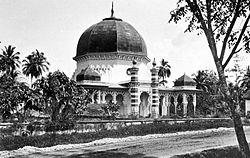 Al Osmani Mosque Wikipedia 1900 1916 Masjid Kota Medan