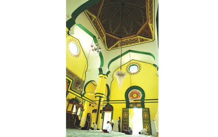 Berita Arsitektur Mesjid Alkulturasi Budaya Lokal Harian Analisa Ferdy Kubah
