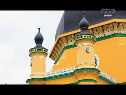 Masjid Al Osmani Labuhan Deli Youtube Kota Medan