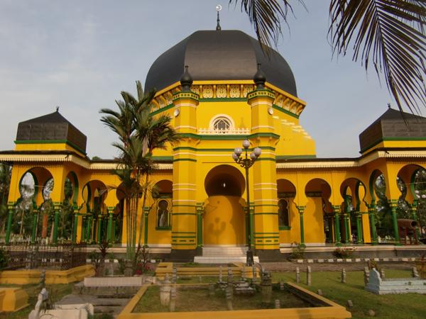 Masjid Al Osmani Labuhan Medan Gemma Gerakan Beradi Jl Yos