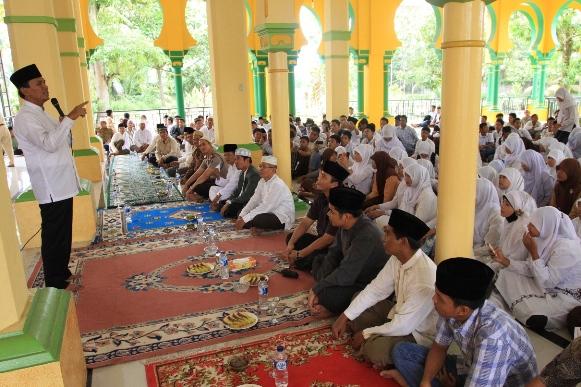 Masjid Al Osmani Labuhan Medan Gemma Gerakan Ketika Pertama Dibangun