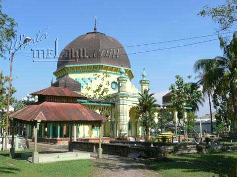 Masjid Al Osmani Melayu Online Kota Medan