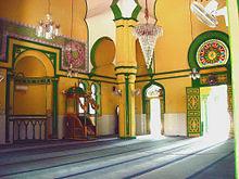 Masjid Al Osmani Wikipedia Bahasa Indonesia Ensiklopedia Bebas Interior Kuning