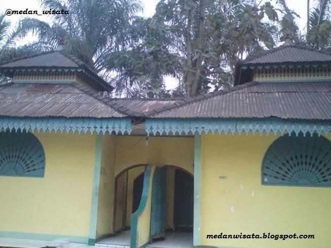 Masjid Raya Al Osmani Medan Sumatera Utara Wisata Life Toilet
