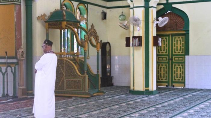 Menelusuri Sejarah Masjid Tertua Kota Medan Tribun Al Osmani