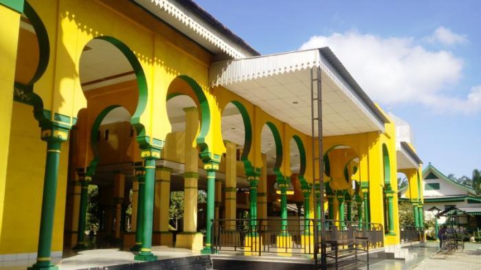News Video Masjid Raya Al Osmani Jangan Lupa Ziarah 5