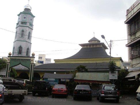 Rindu Masjid Mesjid Gang Bengkok Kota Medan Al Osmani