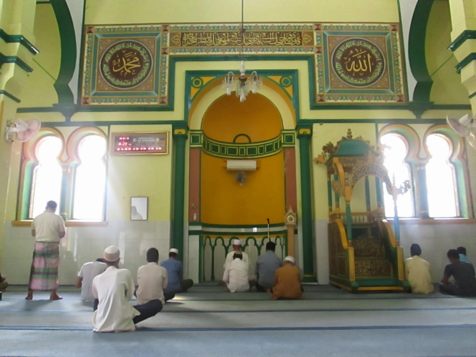 Safari Masjid Nusantara Raya Al Osmani Medan Labuhan Sumatera Utara