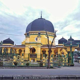 Tag Kesultanandeli Instagram Pictures Instarix Masjidmedan Mosque Wisatamedan Wisatareligi Mesjid