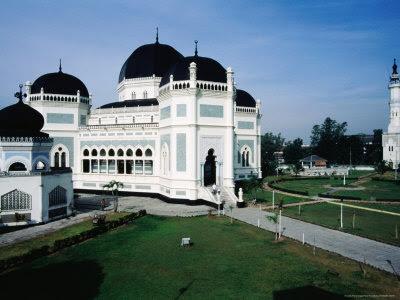 10 Gambar Masjid Raya Medan Hotel Dekat Lokasi Sejarah Tempo