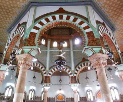 Kemegahan Masjid Raya Medan Wisata Life Story Travel Kota