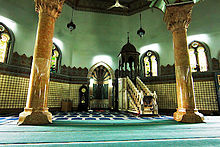 Masjid Raya Medan Wikipedia Bahasa Indonesia Ensiklopedia Bebas Interior Kota