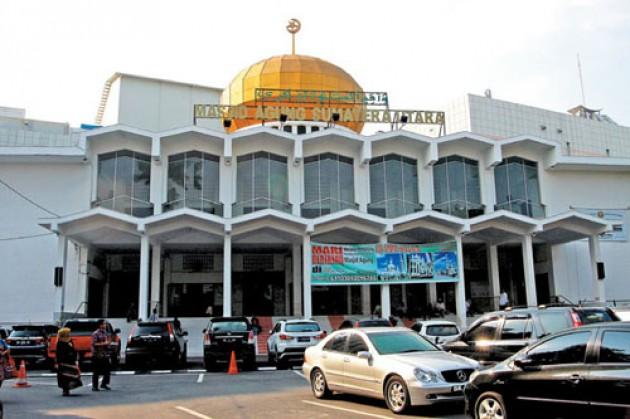 Menag Resmikan Pembangunan Masjid Agung Medan Hidayatullah Raya Kota