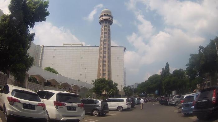 Menara Tertinggi Ketiga Dunia Segera Dibangun Masjid Agung Medan Raya