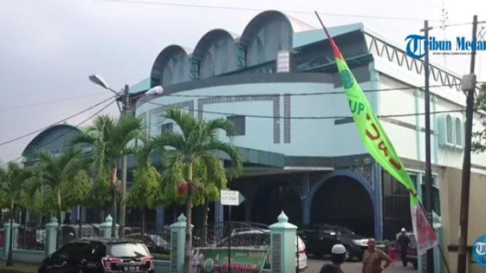 News Video Megahnya Masjid Raya Aceh Sepakat Kota Medan Tribun