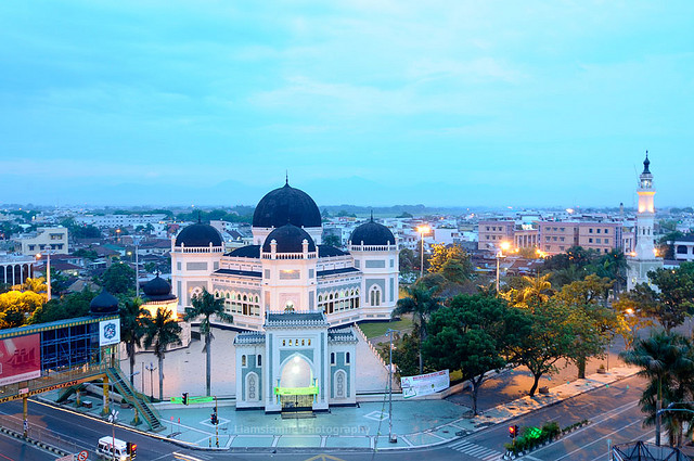 Sistem Informasi Masjid Indonesia Profil Mushalla Raya Medan Kota
