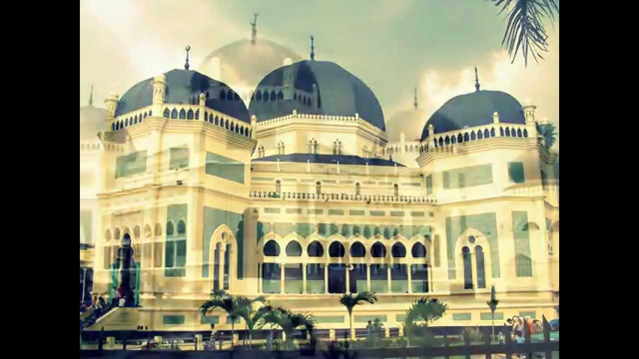 Film Dokumenter Kesawan Square Menara Air Tirtanadi Masjid Raya Medan