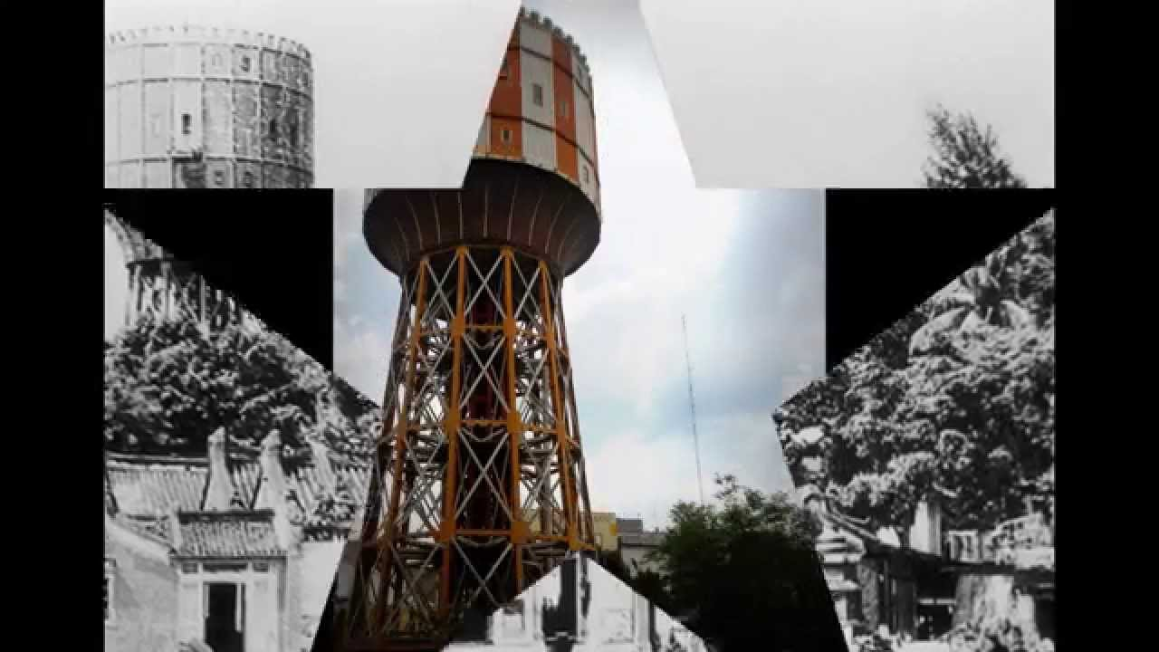 Menara Air Medan Sumatera Utara Tempat Wisata Indonesia Youtube Tirtanadi