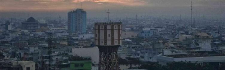 Menara Air Tirtanadi Ikon Terkenal Kota Medan Breaktime Hmm Ketika