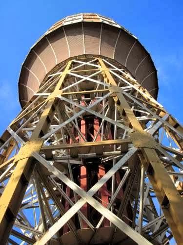 Menara Air Tirtanadi Medan Tempat Wisata Sumatera Utara 5 Kota
