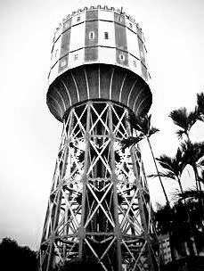 Menara Air Tirtanadi Pariwisata Sumut Mungkin Bertanya Icon Kota Medan