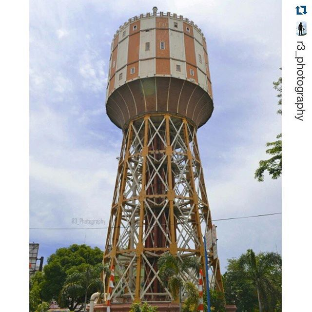 Menara Air Tirtanadi Salah Satu Ikon Kota Medan Keberadaan Dikatakan