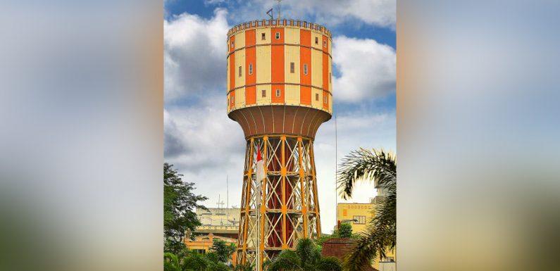 Sejarah Berdirinya Menara Air Tirtanadi Peninggalan Belanda Ikon Kota Medan