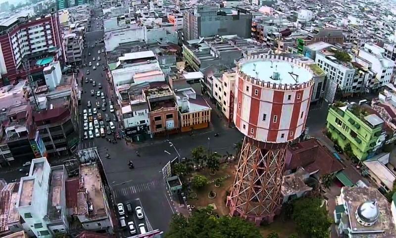 Sejarah Menara Air Pdam Tirtanadi Medan Salah Satu Ikon Kota