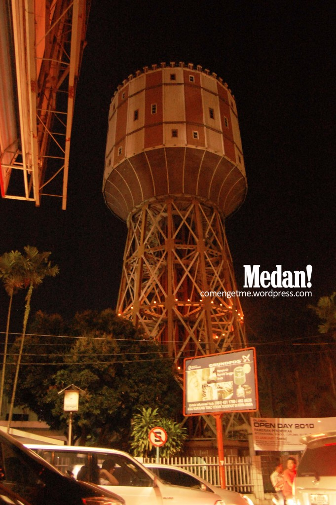 Setelah Baca Kamu Jadi Travelling Medan Menara Air Pdam Tirtanadi