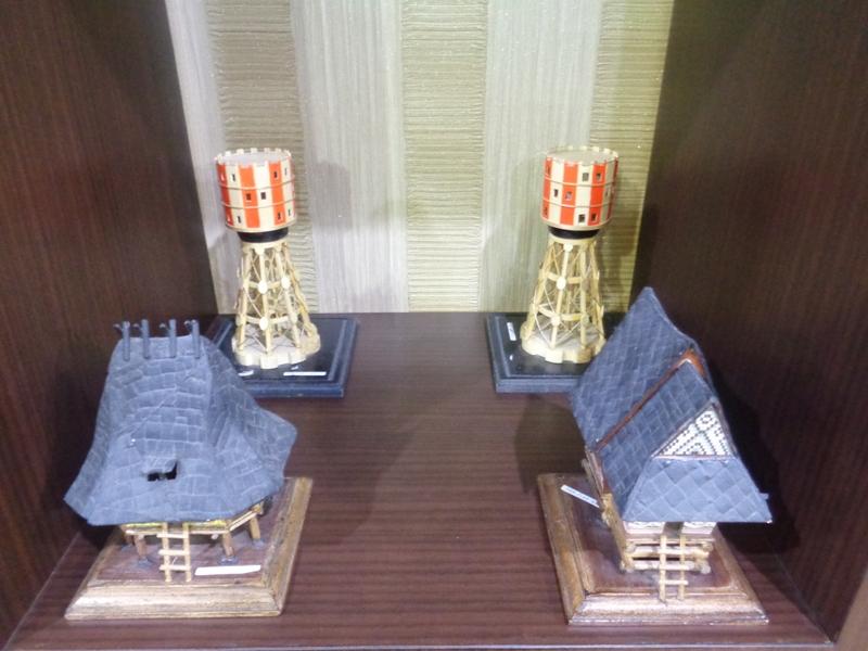 Sumutrip 1 Bertamu Kuala Namu Djangki Miniatur Menara Air Tirtanadi